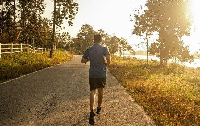 Бег - полезная привычка, которая поможет избавиться от вредных привычек