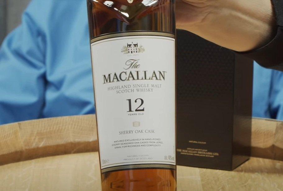 Виски - элитный подарок для мужчин на 23 февраля