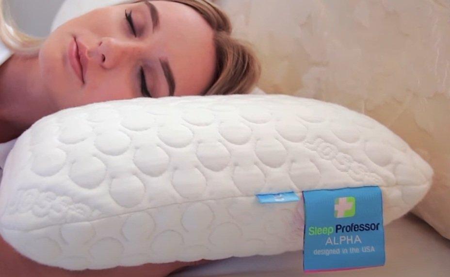 Подушка с эффектом памяти - подарок для любителей поспать